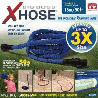 Expandable Hose Panjang 50 Feet (15 Meter) Selang Air XHose - 314