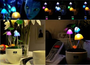 Lampu Avatar Besar Mushroomp LED Lamp – 329