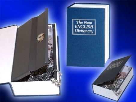 Brankas Buku Tahan Api Booksafe - 339
