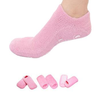 Mouistorising Spa Gel Socks - 376
