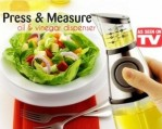 Press and Measure Botol Takaran Minyak Cuka Gula Kecap – 360