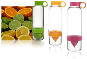 Citrus Juicer Zinger Bottle BPA Free - 364