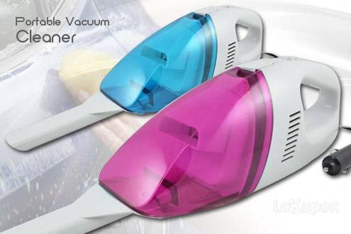 Vacuum Cleaner Mobil Portabel - 370