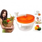 Twisting Vegetable Chopper Alat Cincang Bawang Sayuran Ekonomis – 359