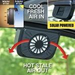 Auto Fan As Seen TV Kipas Otomatis Tenaga Surya Untuk Mobil – 403