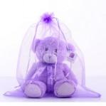 Boneka Bear Lavender Dolls Beruang anti nyamuk – 397