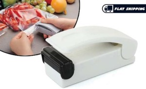 Mini Sealer Perekat Plastik Packing Dus – 401