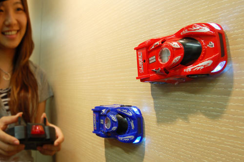 Wall Climber Cars RC Remote Control - 415