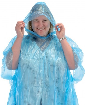 Jas Hujan Disposable Raincoat - 422