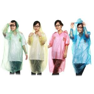 Jas Hujan Disposable Raincoat – 422