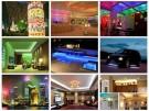 LED Strip Lamp RGB 3528 300 LED + Remote lampu hias – 432