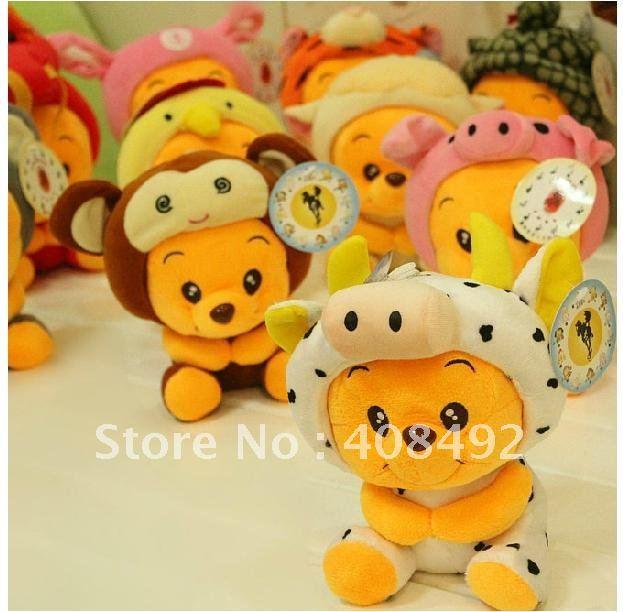 Boneka Rekam Winnie The Pooh Zodiac - 430
