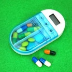 Medicine Alarm Box Kotak Alarm Obat Digital – 443