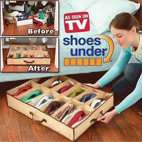 Shoes Under Organizer - 437