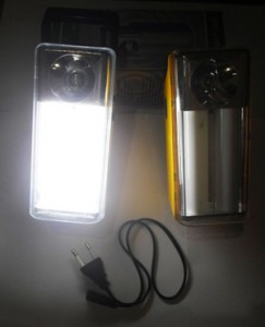 Lampu Emergency Neon Cas 2in1 – 454