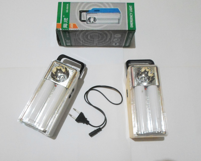 Lampu Emergency Neon Cas 2in1 - 454