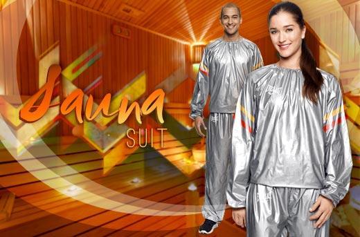 Sauna Suit Baju Sauna Slimming Suite - 458