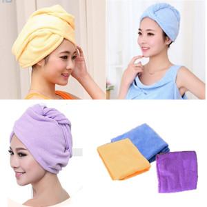 Hair Wrap Magic Towel Handuk Penyerap Air Dengan Cepat – 475