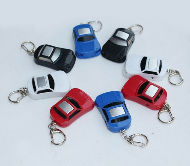 Siul On Off Key Finder Model Mobil Cars + Lampu LED - 468