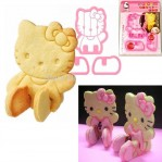Hello Kitty 3D Cookie Bread Toast Mold Mama Cook Cetakan Kue HK – 479
