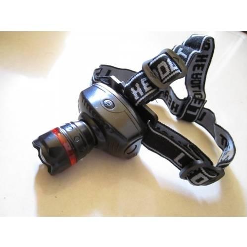 Senter Kepala mini ZOOM head lamp flashlight - 481