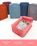Monopoly Travel Shoe Pouch Tas Sepatu Organizer – 485