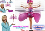 Boneka Peri Barbie Bisa Terbang Flying Fairy – 505