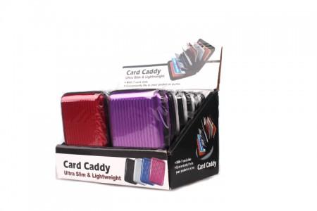 Dompet Kartu Alumunium Card Guard Aluminium Wallet Anti Air - 483