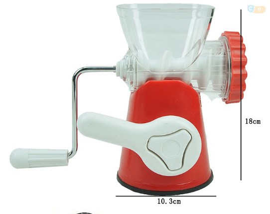 Meat Grinder Penggiling Daging Sayur Buah Manual - 487