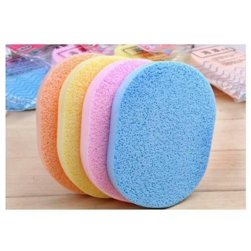 Spon Wajah Kecantikan Spons Cuci Muka Facial Sponge - 494
