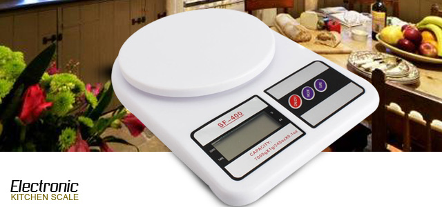 Timbangan Dapur Digital Timbangan Kue Digital SF-400 - 503
