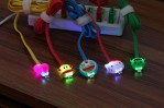 Kabel Data Micro USB LED Nyala Karakter Hello Kitty Doraemon Angrybird Stitch – 509