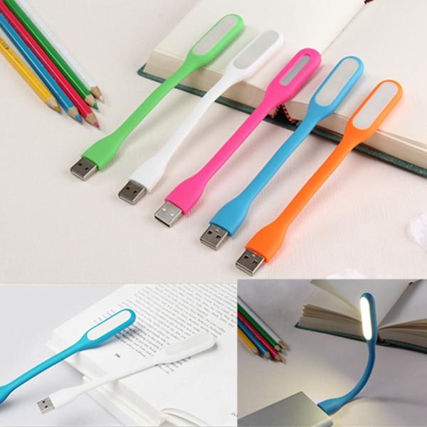 Lampu USB LED Light Lamp Portable Flexible - 506