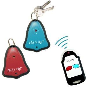 Key Finder Gantungan Kunci Siul On Off Bentuk Bel - 515