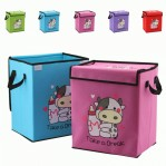 Cow Storage Box Lucu Motif Sapi – 518