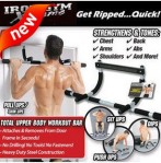 Iron Gym Extreme As Seen TV Alat Fitness Portable Murah – 516