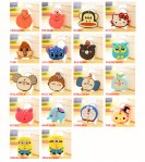 Key Cap Cover Sarung Kunci Silikon Karakter Cartoon Lucu Hello Kitty Minion Lilo Doraemon – 522