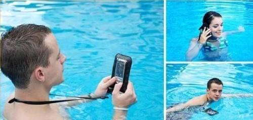 Sarung Handphone Anti Air versi Murah - 520