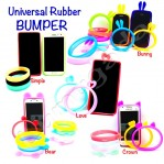 Ring Case Bunny Mickey Rubber Cover HP Kelinci – 530