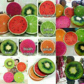 BANTAL BUAH FRUIT PILLOW 40 CM - 554