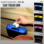 Tempat Sampah Mobil Samping Dashboard Car Trash Bin – 580