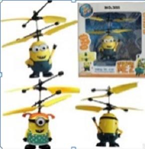 Flying Minion Boneka Terbang Magic Dolls Mainan Edukasi Anak – 578