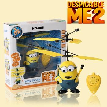 Flying Minion Boneka Terbang Magic Dolls Mainan Edukasi Anak - 578
