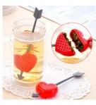 Sendok Penyeduh Teh Rempah Bentuk Panah Hati Tea Love Heart Strainer – 563