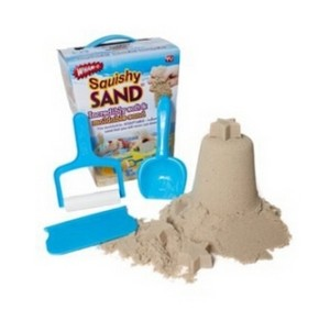 Squishy Play Kinetik Sand Mainan Edukasi Pasir Ajaib 1 Set Perlengkapan – 561