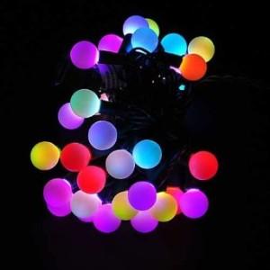 LAMPU LED TWINKLE BULAT 7 WARNA HIASAN POHON NATAL DEKORASI CHRISTMAST – 605
