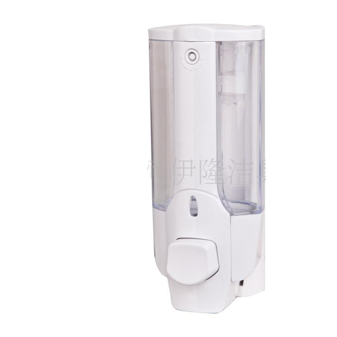Dispenser Sabun Manual Hand Soap Tempat Sabun Cair Cuci Tangan Mandi - 584