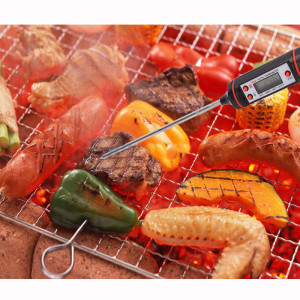 Digital Food Thermometer Pengukur Suhu Makanan Meat Daging – 598