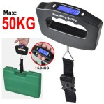 Timbangan Koper Digital Luggage Scale Travel Portable – 594