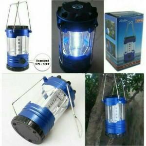 Lampu Emergency Lentera Petromax LED Lamp – 609